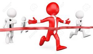 15327874-3d-personas-de-negocios-blancos-de-llegar-a-la-meta-en-una-carrera-imagen-3d-fondo-blanco-aislado-Foto-de-archivo