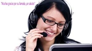 buena teleoperadora call center