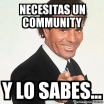 Community manager imprescindible