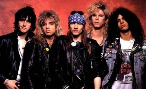 Guns and roses a tope