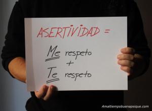 asertividad respeto