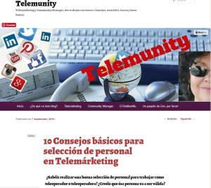 telemunity post